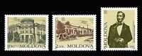 Moldova 1997 World Post Day 3 MNH stamps