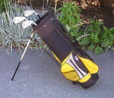 Youth USKG US Kids Golf Bag & Clubs Performance Flex PL3i Light Right Handed Jr.