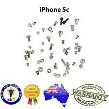 for iPhone 5C - Full Set of Screws / Full Screw Set - Replacement Parts - NEW