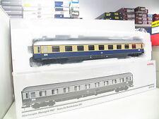 MÄRKLIN 58058-03 PERSONENWAGEN WAGEN RHEINGOLD 1.KLASSE BLAU/BEIGE der DB JL905