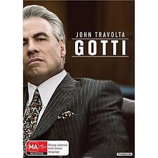 GOTTI DVD, NEW & SEALED, 2018 RELEASE, REGION 4, FREE POST