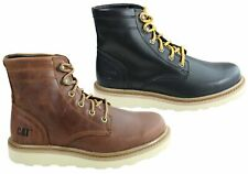 Brand New Caterpillar Chronicle Mens Comfortable Lace Up Leather Boots