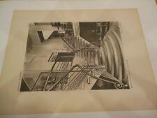 1920s plate 25, INTERIOR D'UNE BONNETERIE, RUE DE LE PAIX, Architect P. PATOUT