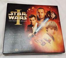 Star Wars Episode I: The Phantom Menace (VHS, 2000, Widescreen Collector's...VGC