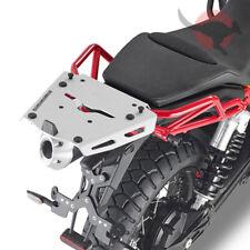 PORTAPACCHI CON PIASTRA MONOKEY [GIVI] - MOTO GUZZI V85 TT (2019-2020) - SRA8203