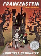 Frankenstein by Rick Walton (2016, Paperback)