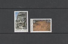 timbre France service  unesco  num: 110/111 **