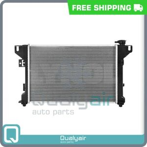 AC Radiator fits Dodge Spirit, Shadow, Daytona / Plymouth Acclaim, Sundanc... QL