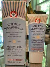 New First Aid Beauty ULTRA REPAIR TINTED MOISTURIZER SPF 30 IVORY  30mL BNIB