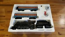 Lionel Polar Express Ready to Play Train Set & Santa's Bell - missing Remote