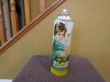 vintage can Spartan Glass Cleaner - Spartan Chemical Company