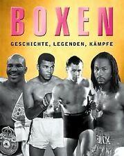 Boxen - Geschichte, Legenden, Kämpfe von Tim Hill | Buch | Zustand sehr gut