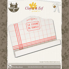 CLAYRE & EEF   61095   Leggio - Cook book Holder   Shabby chic
