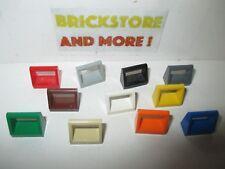 Choose Color /& Quantity Lego Fence Barrière Barriera 4x4x2 Curved 30056