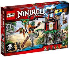 LEGO Ninjago - 70604 Tiger Widow Island / Schwarze Witwen-Insel m. Nya - Neu OVP