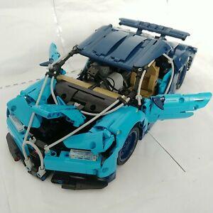 Lego Technic kompatibel CADA Bugatti Chiron Ferngesteuert wie 42083 42109 42096