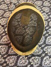 Vintage Salle D'Armes Santelli Fencing Equipment Wire Fencing Mask