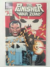 The Punisher War Zone  #1 Marvel Comics March 1992