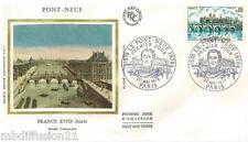 1978//ENVELOPPE SOIE**FDC 1°JOUR!!**LE PONT-NEUF-PARIS**TIMBRE Yvert..1997