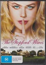 THE STEPFORD WIVES - NICOLE KIDMAN - MATTHEW BRODERICK - DVD - NEW