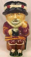 The Beefeater Toby Jug Shorter & Son England Vintage Excellent Condition