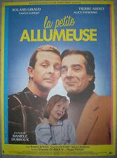 PETITE ALLUMEUSE Roland Giraud PIERRE ARDITI Daniele Dubroux 40x60cm 1987