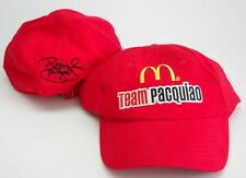 Manny Pacquiao CAP McDonalds Limited Edition