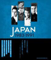 *JAPAN 1983-1991*JAPAN EDITION BOOK NEW! DAVID SYLVIAN MICK KARN