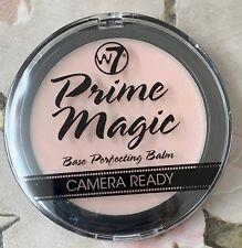 W7 Prime Magic, Camera Ready, Base Perfecting Balm & Sponge. 5g. SEALED X X