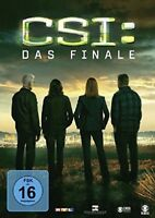CSI: LAS VEGAS-DAS FINALE   DVD NEU