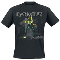 Iron Maiden - Early Days T-Shirt XL EXCLUSIVE 72 h Sale Glow in the Dark NEU