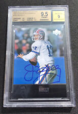 2008 Ultimate Collection 1997 Legends Autographs Jim Kelly Mint Auto BGS 9.5 GEM