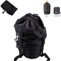 New Outdoor Travel Camping Sleeping Bag Compression Stuff Sack Bag Lightweight