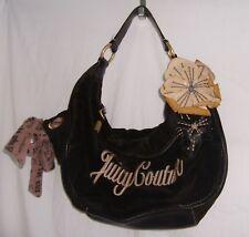 Juicy Couture Dark Brown Handbag/Purse