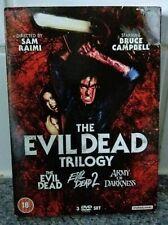 Evil Dead Trilogy DVD - Brand NEW & Sealed