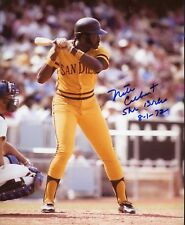 Nate Colbert autographed 8x10 San Diego Padres #4 Free Shipping