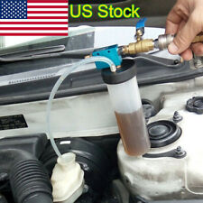 Car Auto Vehicle Vacuum Brake Bleeder Tank Fluid Oil Change Pump Oil Tool