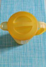 Cruche / carafe jaune en plastique 1000