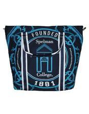 Spelman College Canvas Hand Bag Purse Tote Hbcu Shoulder Bag