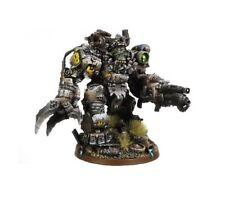 Kromlech BNIB Armour Mega - Orc Juggernaut with Heavy Flamer