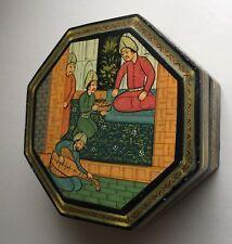 one Jewelry Box w/Lid Handmade Art Craft Wood Home Decor&Gifts Hexagonal