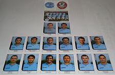 FIGURINE CALCIATORI PANINI 2005-06 SQUADRA ALBINOLEFFE CALCIO FOOTBALL ALBUM