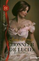 Livre Poche l' honneur de Lucie Jenna Kernan book idéal pour cadeau