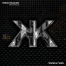 TRAKKTOR Force Majeure CD Digipack 2011