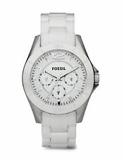 Weiße Armbanduhren aus Keramik