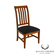 Ethan Allen American Impressions Solid Cherry Side Chair