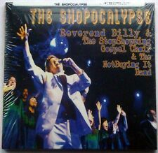 The SHOPOCALYPSE CD NEW Reverend Billy & The StopShopping Gospel Choir Sealed