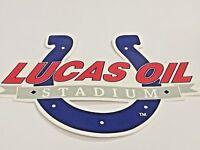 LUCAS OIL Products Inc., Sticker, Lucas Oil Stadium Indianapolis, IN