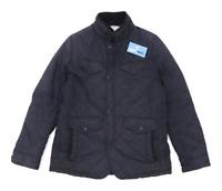 Burton Mens Size S Blue Casual Jacket