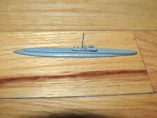 Navy Id Comet Authenticast Model Submarine Us Unknown Class